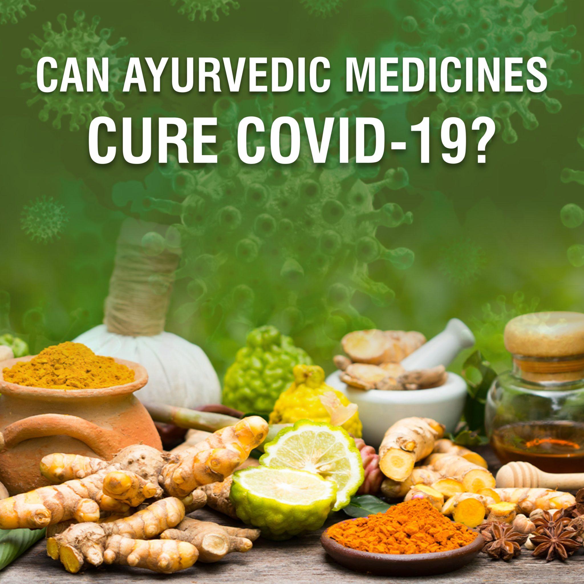 Ayurveda in COVID19